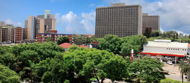 Harare The Capital City