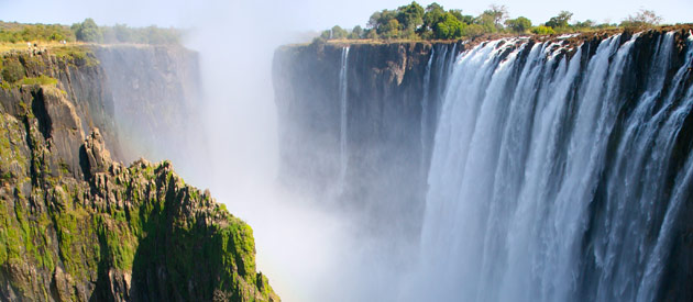 Traveling to Victoria Falls