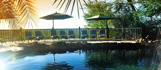 VICTORIA FALLS SAFARI LODGE