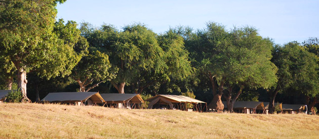 ZAMBEZI EXPEDITIONS, MANA POOLS NATIONAL PARK