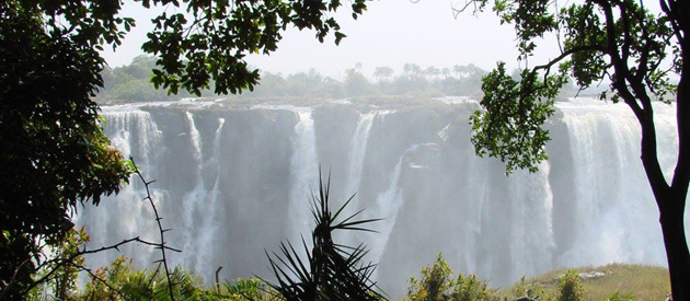 Victoria Falls is a small town in the Matabeleland North Province of Zimbabwe.
